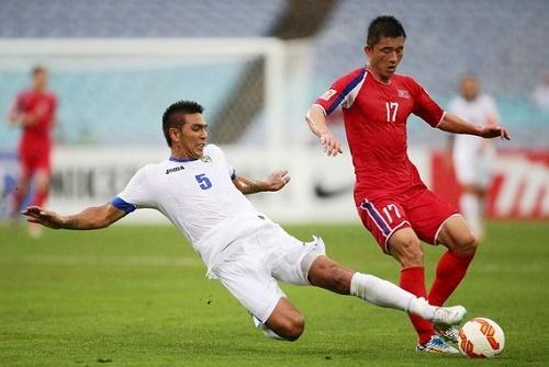 Korea DPR vs Uzbekistan Live Streaming, Score 2018 WC qualifier.