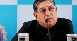 N Srinivasan becomes TNCA President, he resigns as director of India Cements