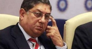 N Srinivasan resumed Kohli's Indian Team Captaincy