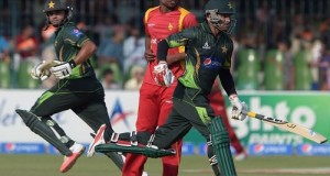 Pakistan won ODI series by 2-0 against Zimbabwe as 3rd ODI washout