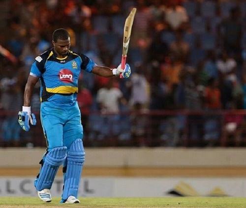 St Lucia Zouks beat St Kitts by 7 wickets in 4th match of 2015 CPL.