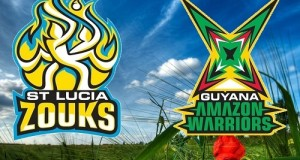 St Lucia Zouks vs Guyana Amazon Warriors Preview 2015 CPL