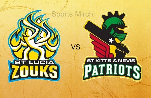 St Lucia Zouks vs St Kitts & Nevis Patriots Preview match-4 CPL 2015.