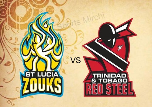 St Lucia Zouks vs Trinidad Tobago Red Steel Preview 2015 CPL.