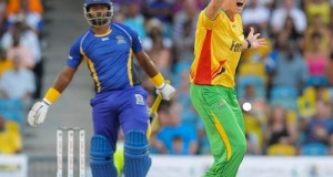 St Lucia vs Guyana Amazon Live Streaming match-6 cpl 2015