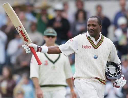 Top 5 test cricket match innings from Brian Lara.