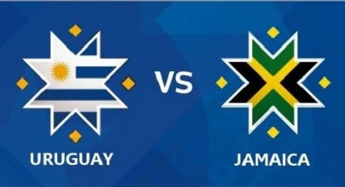 Uruguay vs Jamaica Live Streaming, Telecast, Score 2015 Copa America.
