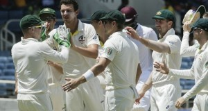 West Indies vs Australia 2015: second Test Day-3 match report