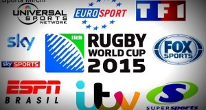 2015 Rugby World Cup Live Telecast, Coverage, TV Channels list