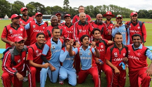 2016 ICC World Twenty20 qualified Teams.