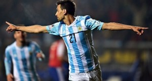 Argentina trashed Paraguay by 6-1 to meet Chile in Final of 2015 Copa America