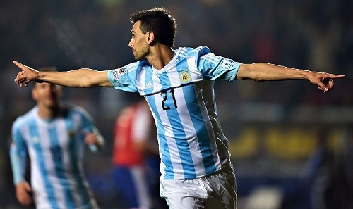 Argentina trashed Paraguay by 6-1 to meet Chile in Final of 2015 Copa America.