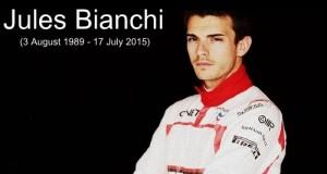 F1 Driver Jules Bianchi passes away after 9 months of Suzuka crash