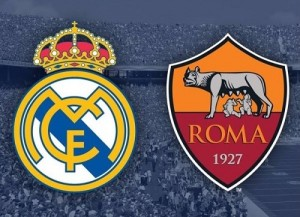 How to Watch Roma vs Real Madrid Live Telecast.