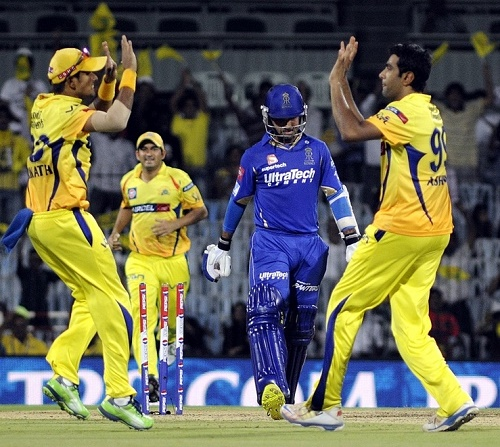 IPL Betting, Fixing verdict CSK, RR suspended for 2 years.