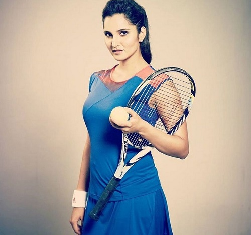 information sania mirza