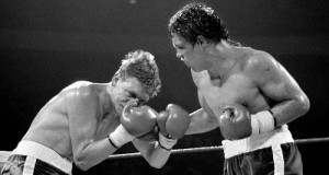 Luis Resto vs Billy Collins Jr. 1983 fight resulted no-contest