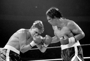 Luis Resto vs Billy Collins Jr. 1983 fight resulted no-contest.