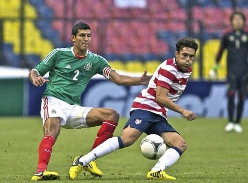 Mexico to face USA in 2017 Confederations Cup Playoff.