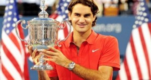 When Roger Federer won 5 US Open Titles Consecutively