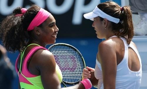 Serena Williams vs Garbine Muguruza Live Wimbledon Final 2015.