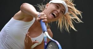 Sharapova vs Vandeweghe 2015 Wimbledon Quarterfinal Live