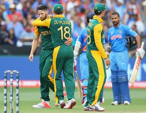 South Africa tour of India 2015 Schedule, Fixtures announced.