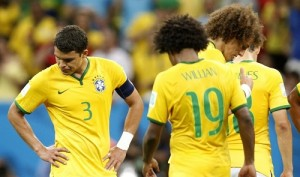 Why have the Selecao been Shambolic.
