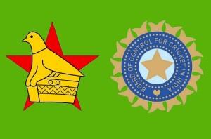 Zimbabwe vs India 2015 Live Telecast, Broadcast, Coverage.