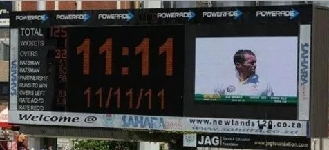 11 number mystery in South Africa vs Australia cricket match.