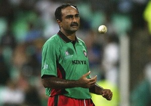 Aasif Karim played cricket and tennis for Kenya at international level.