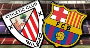 Barcelona vs Athletic Bilbao 2015 Supercopa de Espana