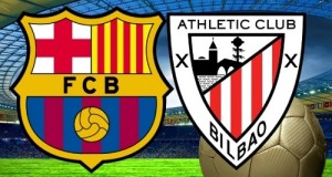 Barcelona vs Athletic Club Live Streaming 17 August 2015