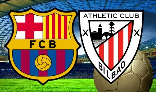 Barcelona vs Athletic Club Live.