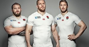 England Rugby World Cup 2015 Squad: 31-man list