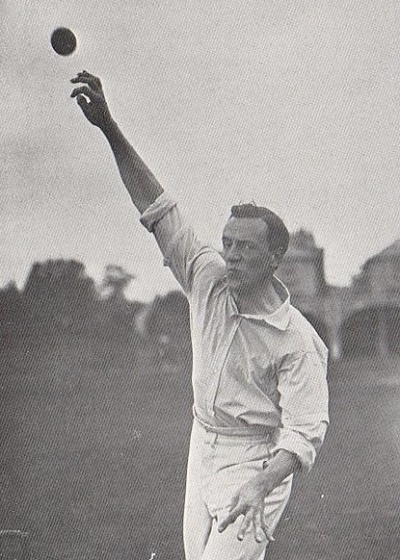 England cricketer Bernard Bosanquet invented googly ball.