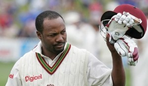 Inzamam-ul-haq first international wicket was brian lara.