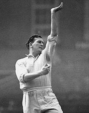 Jim Laker took 19 wickets against Australia in 1956 Ashes.