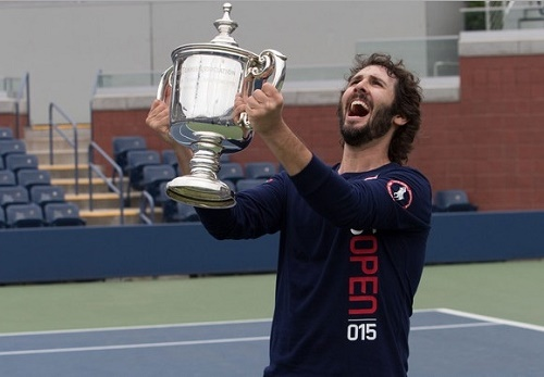 Josh Groban to Perform at US Open 2015 Opening Ceremony.