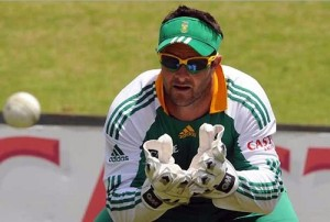 Mark Boucher played 147 tests as wicket-keeper for South Africa which is most by an all-rounder.