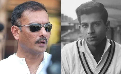 Ravi Shastri and ML Jaisimha batted all 5 days in a test cricket match.