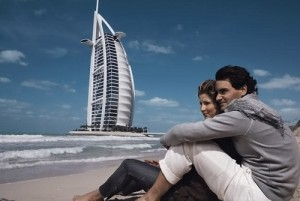 Roger Federer loves to spend vacations in Dubai, Maldives and swiss mountains.