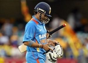 Sachin Tendulkar out 28 times in nervous nineties.