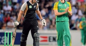 South Africa vs New Zealand 2015 Series Schedule