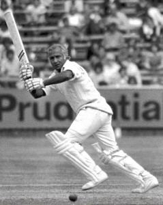 Sunil Gavaskar named his son name rohan after the name of West Indies cricketer Rohan Kanhai.