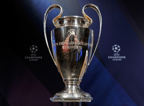 UEFA Champions League Winners and Runner ups.