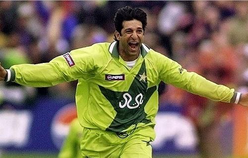 Wasim Akram Scored more than Sachin Tendulkar in an inning of test match.