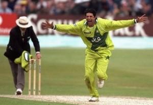 Wasim Akram took 4 hat-tricks in his entire cricket career.
