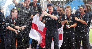 England Cricket Team at ICC World Twenty20