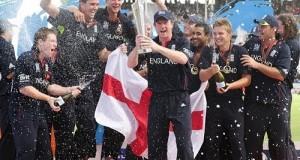 England Cricket Team at ICC World Twenty20